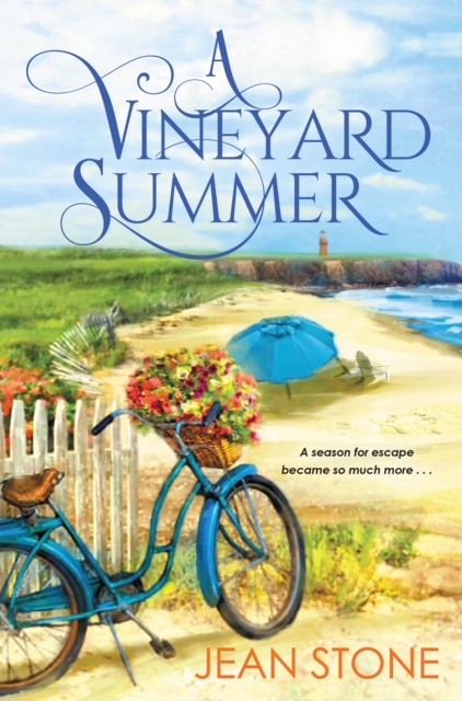 COVER ART A Vineyard Summer copy